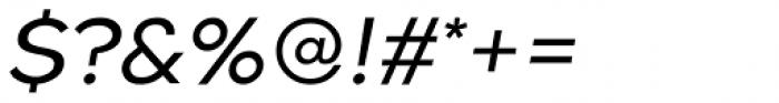 Guerrer Normal Oblique Font OTHER CHARS