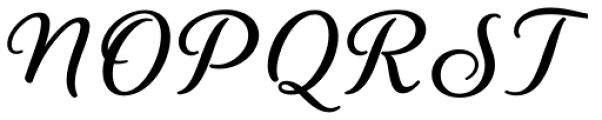 Guess Pro Black Font UPPERCASE