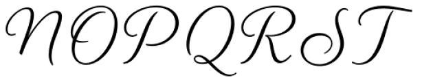 Guess Regular Font UPPERCASE