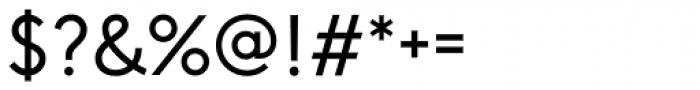 Guess Sans Medium Font OTHER CHARS