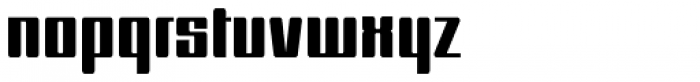 Guido Conde Font LOWERCASE