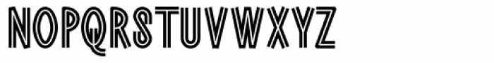 Guildenstern Font UPPERCASE