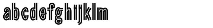 Guildenstern Font LOWERCASE