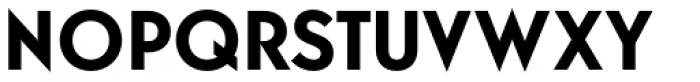 Guildford Pro Bold Font UPPERCASE