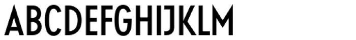 Guildford Pro Cond Medium Font UPPERCASE