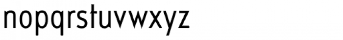 Guildford Pro Cond Font LOWERCASE