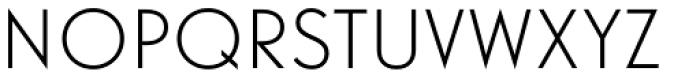 Guildford Pro Light Font UPPERCASE