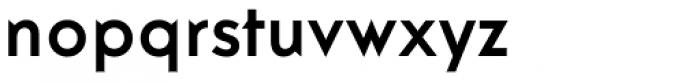Guildford Pro Medium Font LOWERCASE