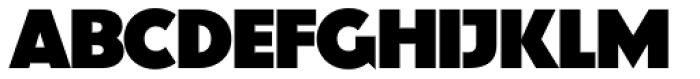 Guildford Pro Titling Font UPPERCASE