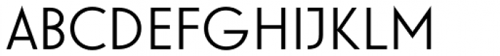 Guildford Pro Font UPPERCASE