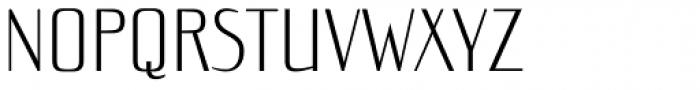 Guinevere Pro Light Font UPPERCASE