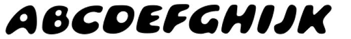 Gumball Font UPPERCASE