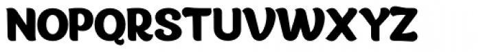 Gumley Font UPPERCASE