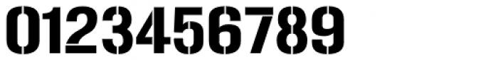 Gunplay Font OTHER CHARS