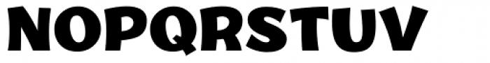 Guppy Regular Font UPPERCASE