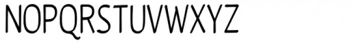 Gurnee Condensed Font UPPERCASE