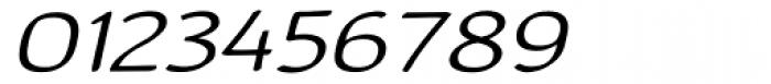Gurnee Expanded Oblique Font OTHER CHARS