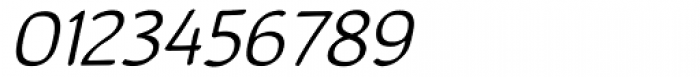 Gurnee Oblique Font OTHER CHARS
