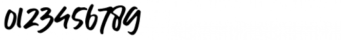 Guthen Bloots Regular Font OTHER CHARS