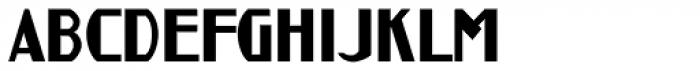 Guthschmidt Font LOWERCASE