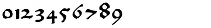 Gutknecht Font OTHER CHARS
