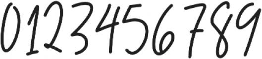 Gwendlyn otf (400) Font OTHER CHARS