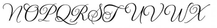 Gwendolyn ROB Font UPPERCASE