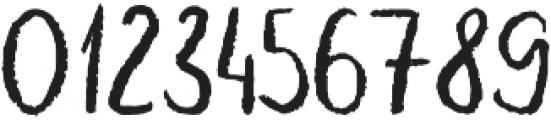 Gypsy Soul Brush Script otf (400) Font OTHER CHARS