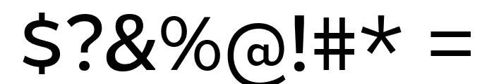 GymkhanaBk-Regular Font OTHER CHARS