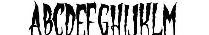 Gypsy Moon Font UPPERCASE
