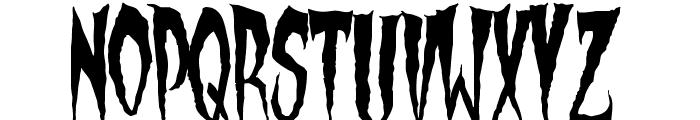 Gypsy Moon Font LOWERCASE