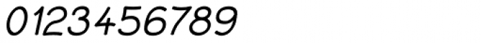 Gyant Bold Oblique Font OTHER CHARS