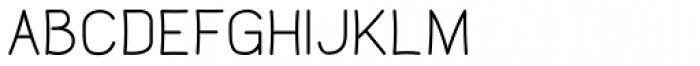 Gyant Font UPPERCASE