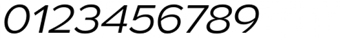 Gymkhana Light Italic Font OTHER CHARS