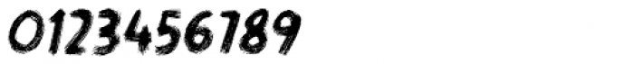 Gymnastik Italic Font OTHER CHARS