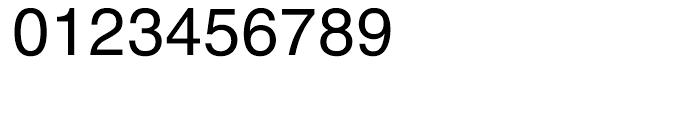 H Central Regular Font OTHER CHARS
