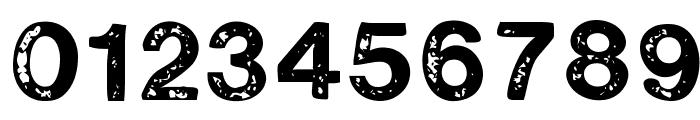 H2D2-Alevita Rough Font OTHER CHARS