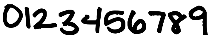 h6 Font OTHER CHARS