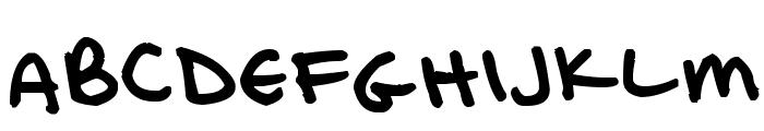 h6 Font UPPERCASE