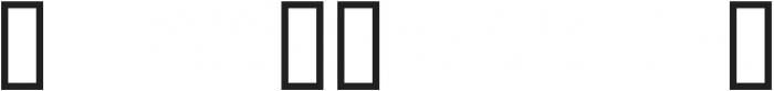 H74 Sacred ttf (400) Font OTHER CHARS