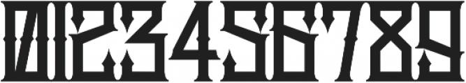 H74 Snake Whiskey ttf (400) Font OTHER CHARS
