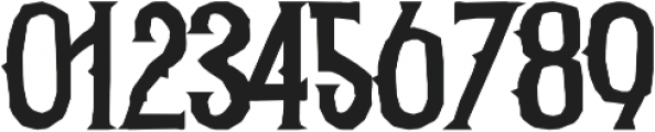 H74 The Clap otf (400) Font OTHER CHARS
