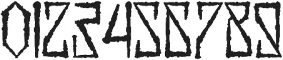 H74 Viper Black ttf (900) Font OTHER CHARS