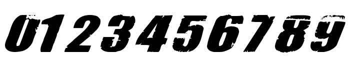 H74 Revolution Font OTHER CHARS