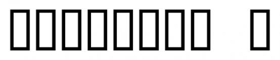 H74 Snake Whiskey ExtraBold Font OTHER CHARS