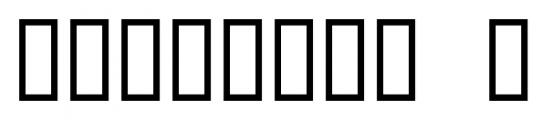 H74 Snake Whiskey Regular Font OTHER CHARS