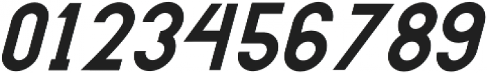 HANDA Italic otf (400) Font OTHER CHARS