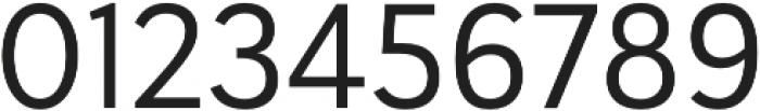 Haboro Sans Norm Regular otf (400) Font OTHER CHARS