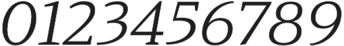 Haboro Serif Ext Regular It otf (400) Font OTHER CHARS