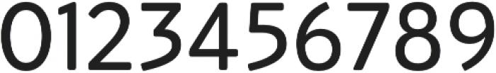 Haboro Soft Norm Medium otf (500) Font OTHER CHARS
